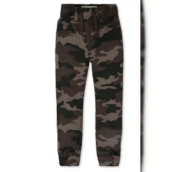 ee3407daa0 Levi's Ripstop Joggers Camouflage sz 8